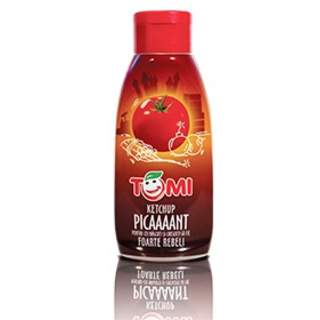 Ketchup Tomi picant 500 gr(10 buc)