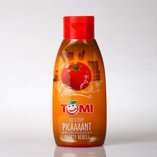 Ketchup Tomi picant 350 gr(10 buc)